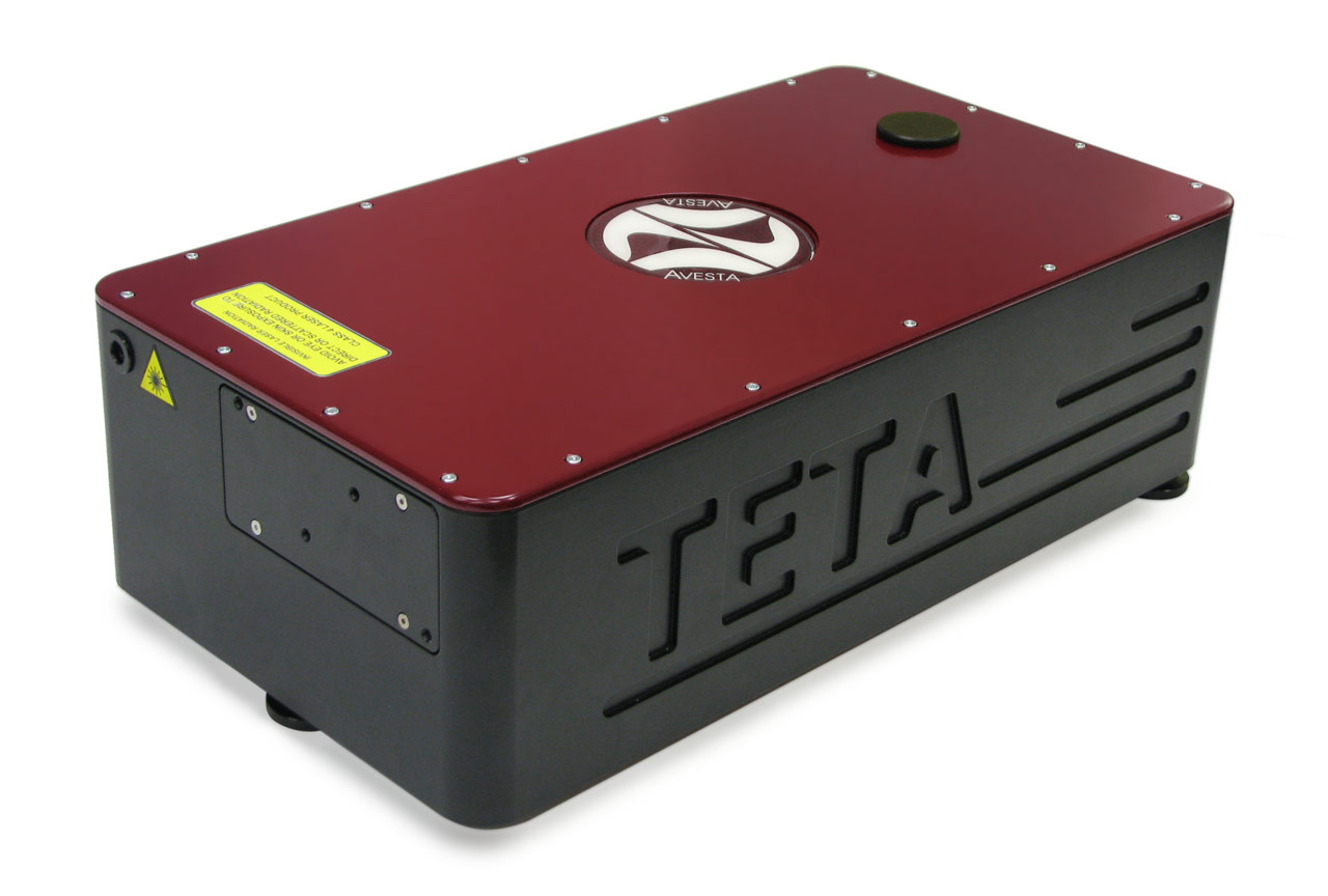 TETA-10 femtosecond laser system for precise micromachining solutions