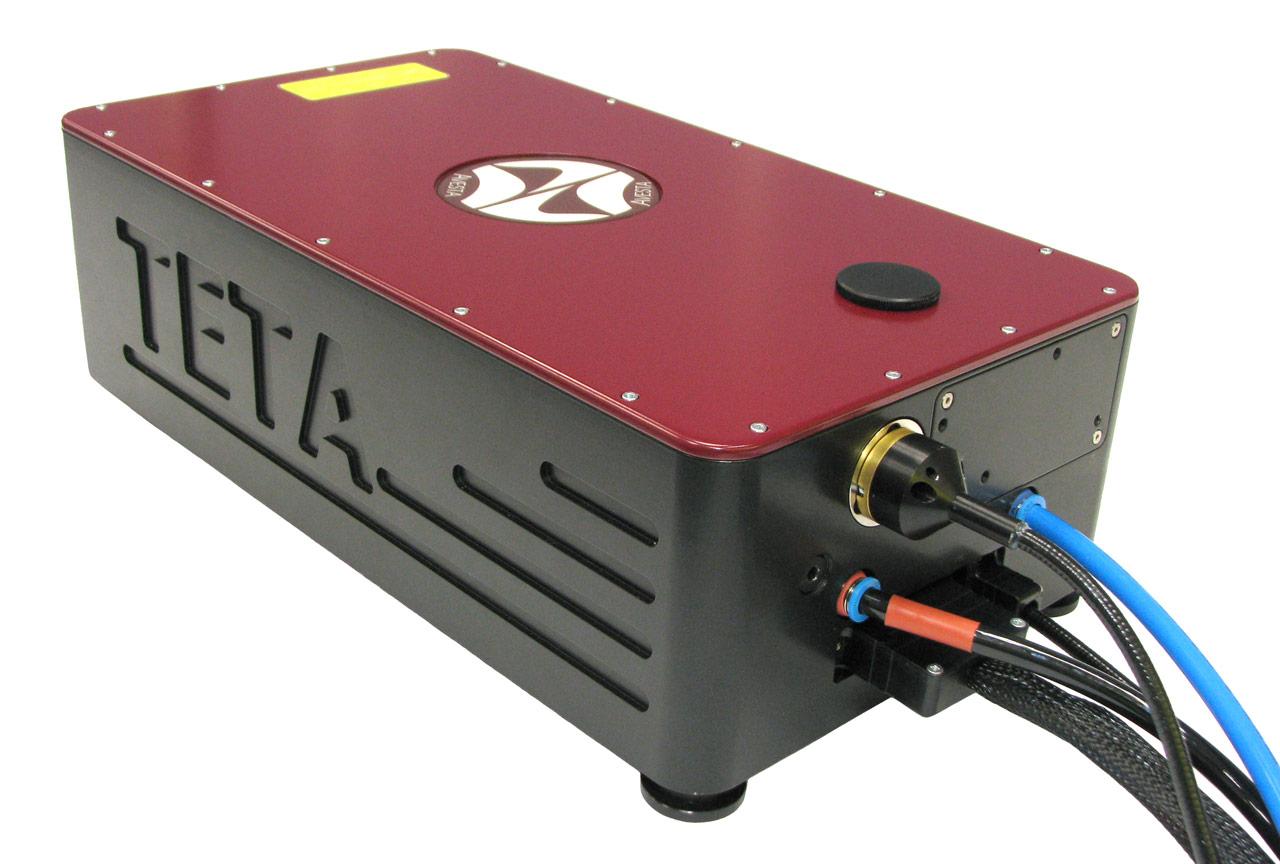 TETA-10 rear panel