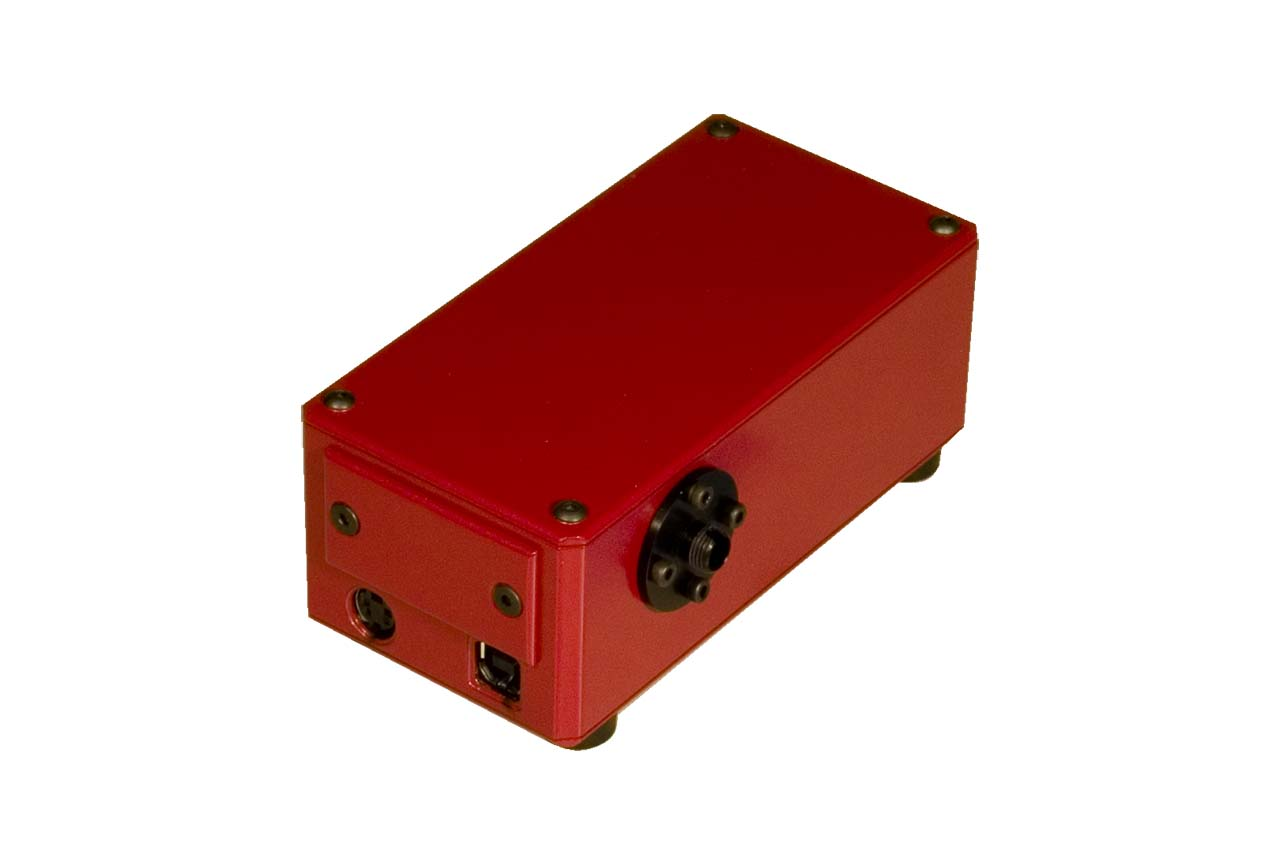The ASP-75 compact laser spectrometer