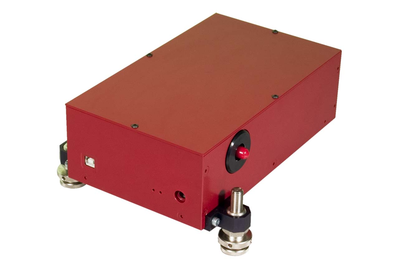 The ASP-IR-2.6 infrared scanning spectrometer unit