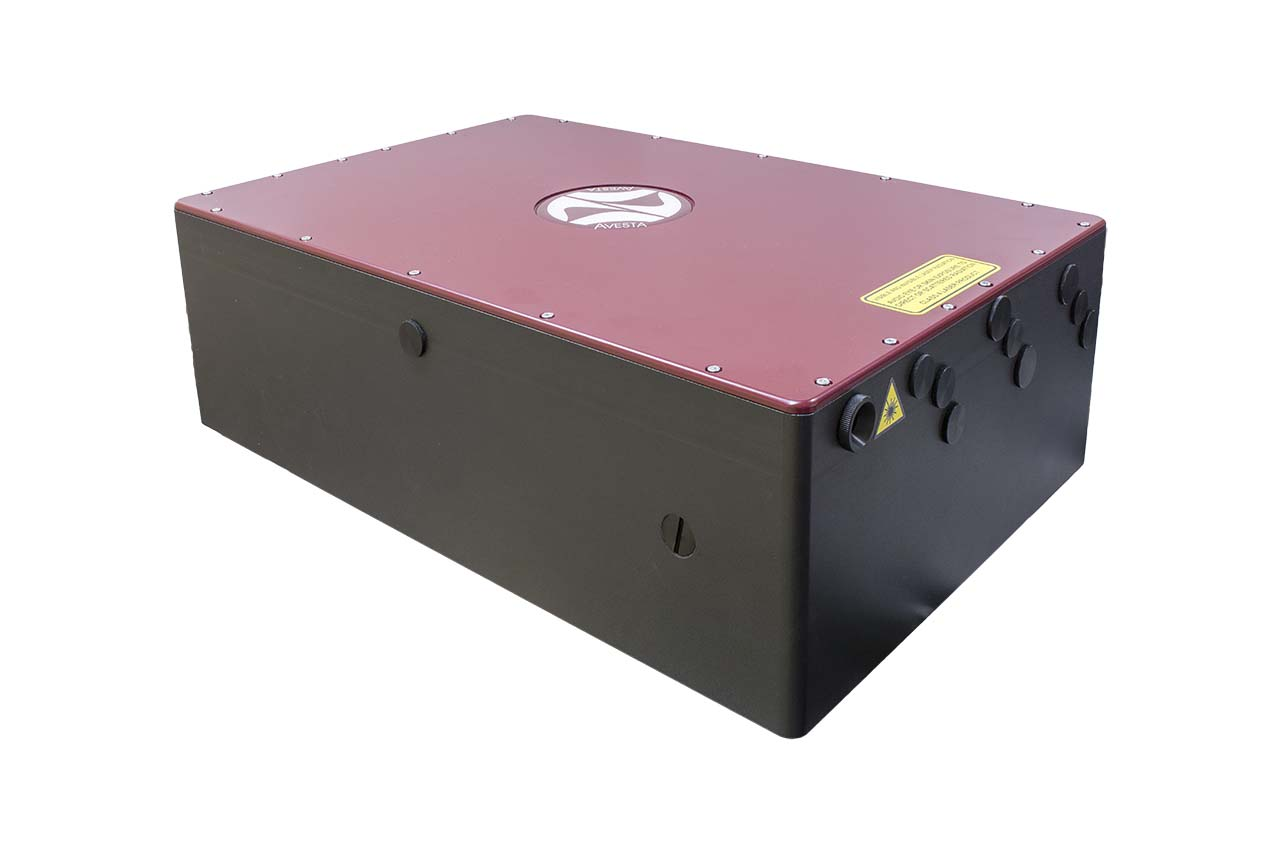 The TETA ultrafast ytterbium amplifier laser head