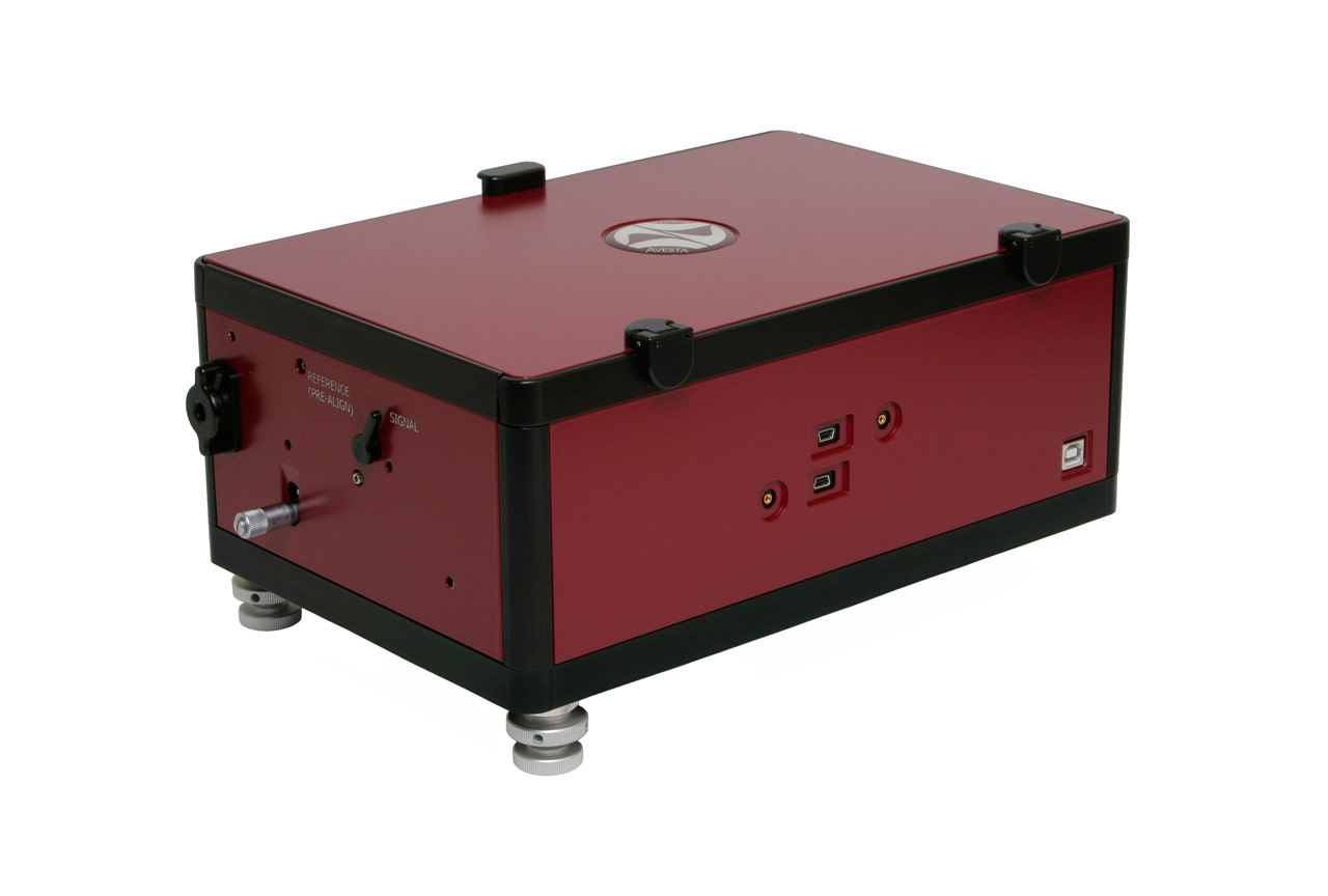 Spectral Phase Measurement System SPIDER-800-5
