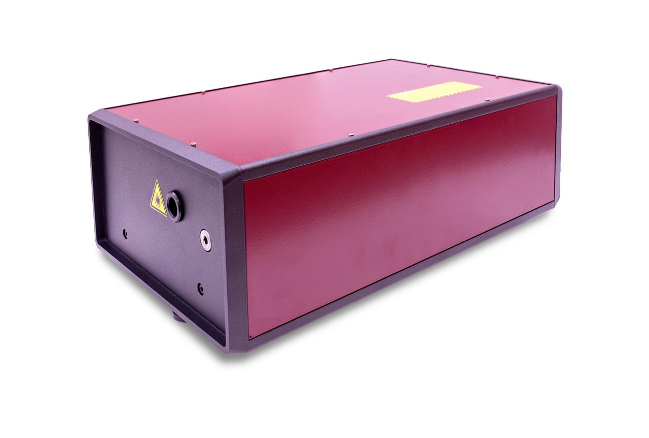 The ANTAUS-20W-20u/1M femtosecond microjoule fiber laser head