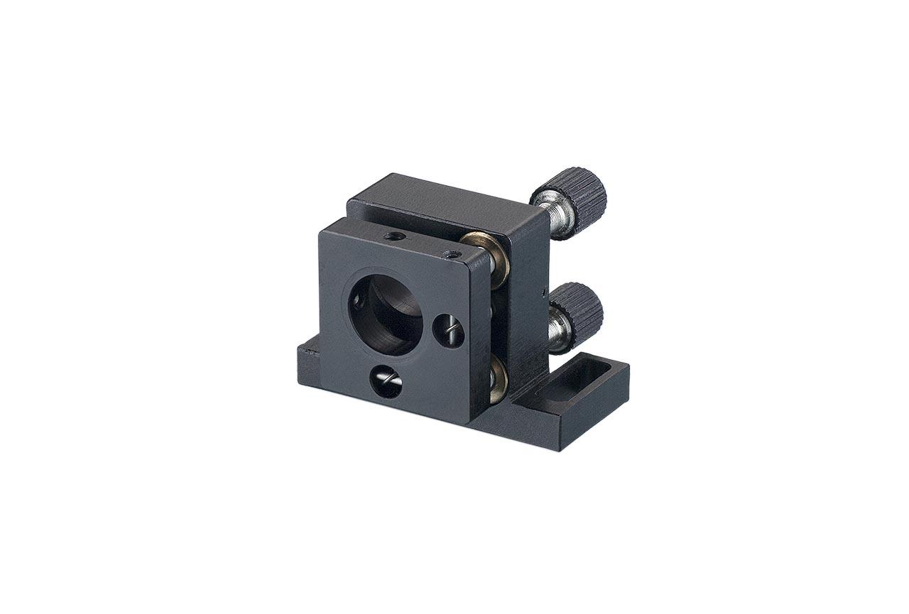 SMM-3. Миниатюрный юстируемый держатель для оптики с креплением под 2 винта
