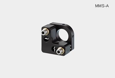 MMS-A. Малый юстируемый держатель для оптики с потайными винтами