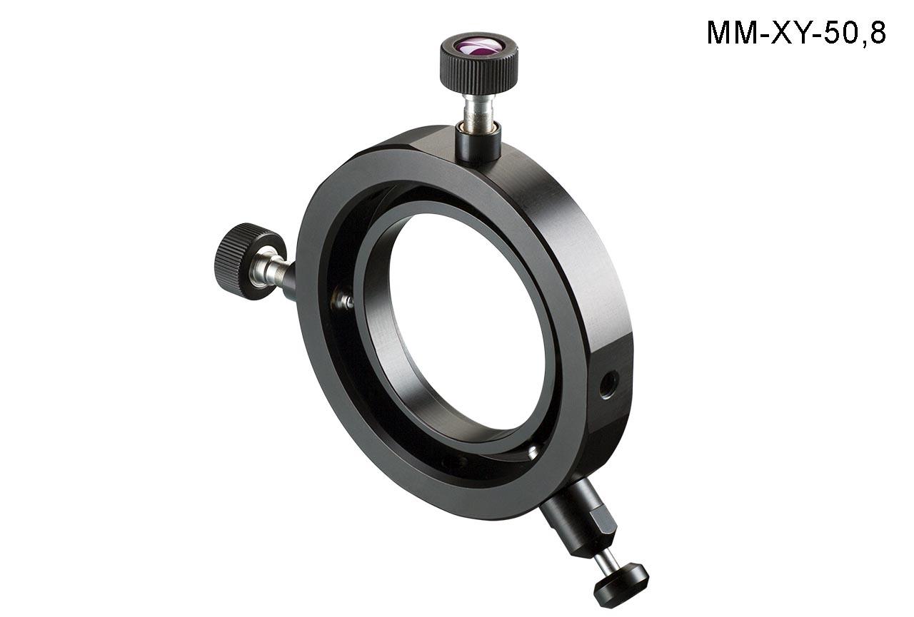MM-YZ-L50. Большой юстируемый держатель для линз, объективов, диафрагм