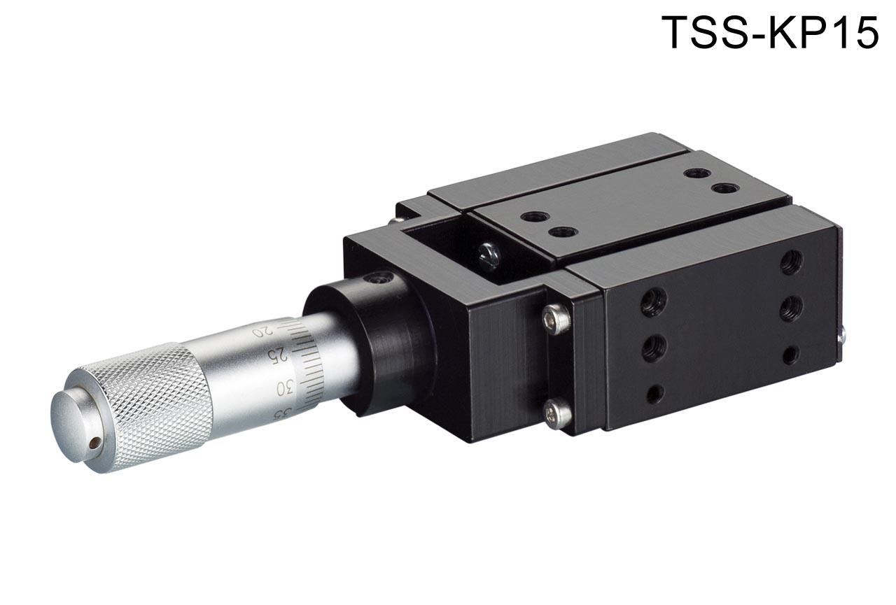 TSS-KP15. Малый линейный транслятор с микрометрическим винтом