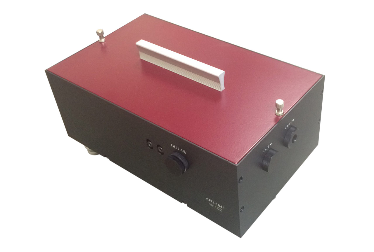 The AFsG-A-1045 second and fourth harmonic generator for Yb-doped solid state and fiber amplifier systems