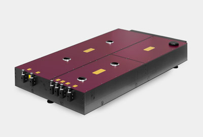 The TOPOL-1050-C single-box optical parametric oscillator with 4 simultaneous channels