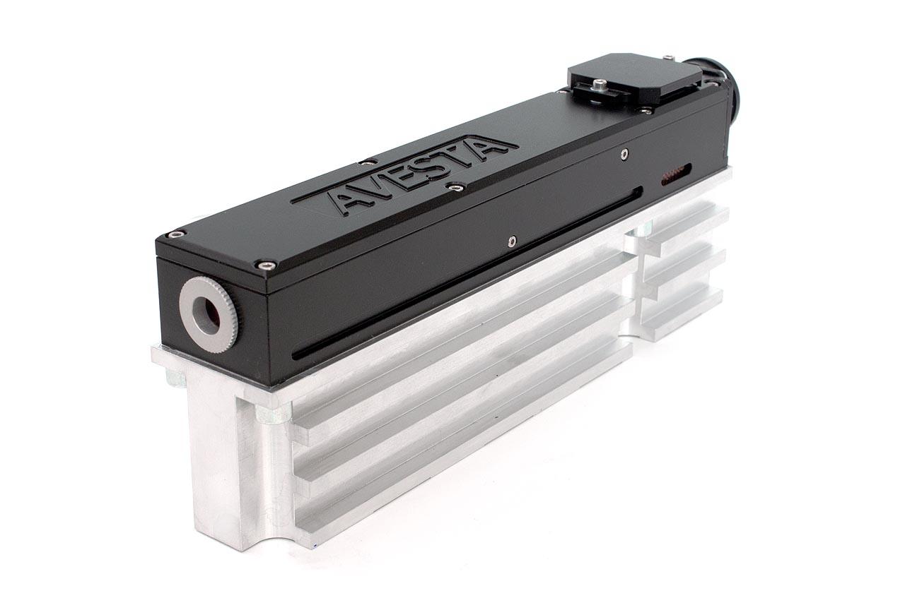 Оптический блок лазера DLM-MM на подставке