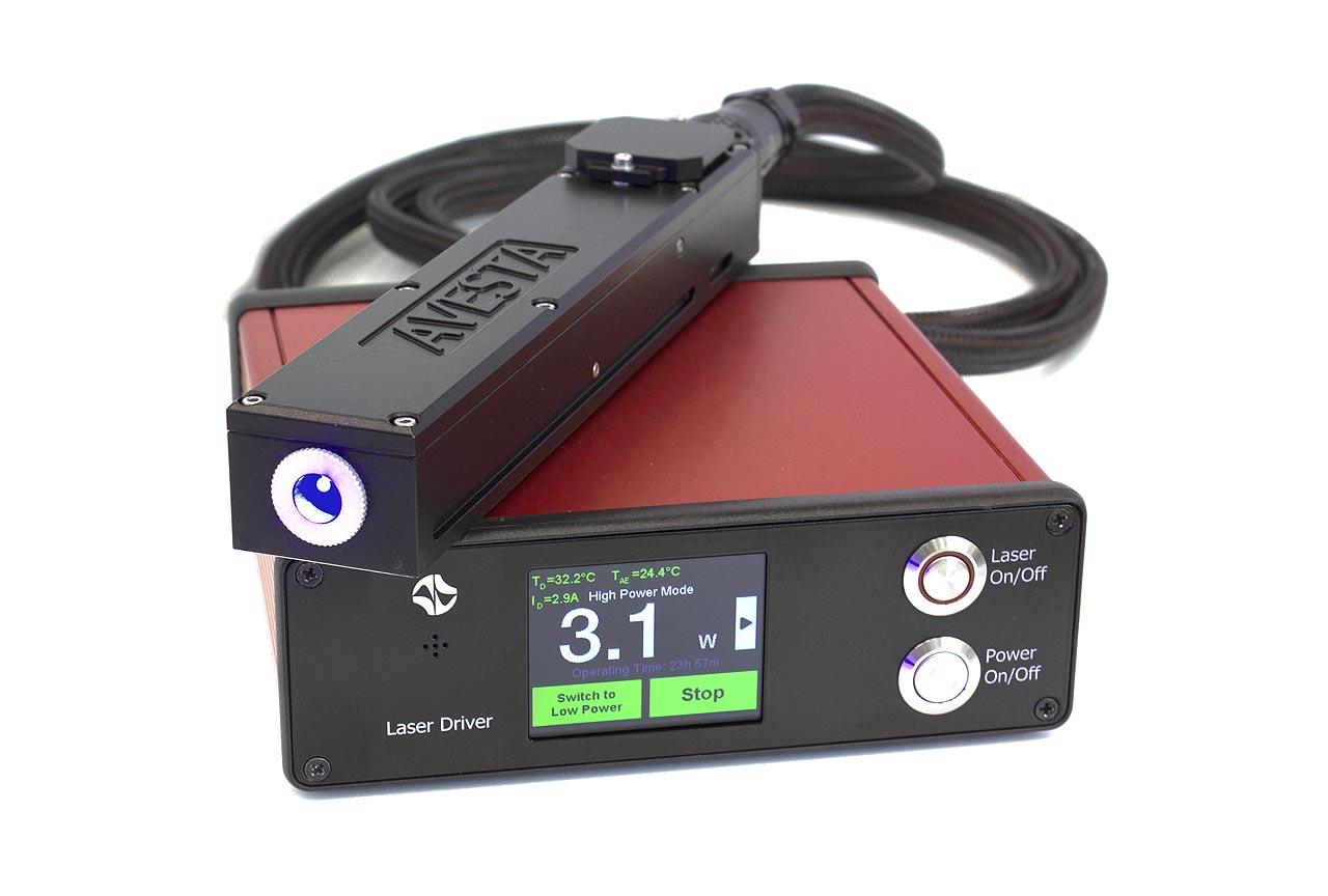 Многомодовый непрерывный диодный лазер DLM-MM