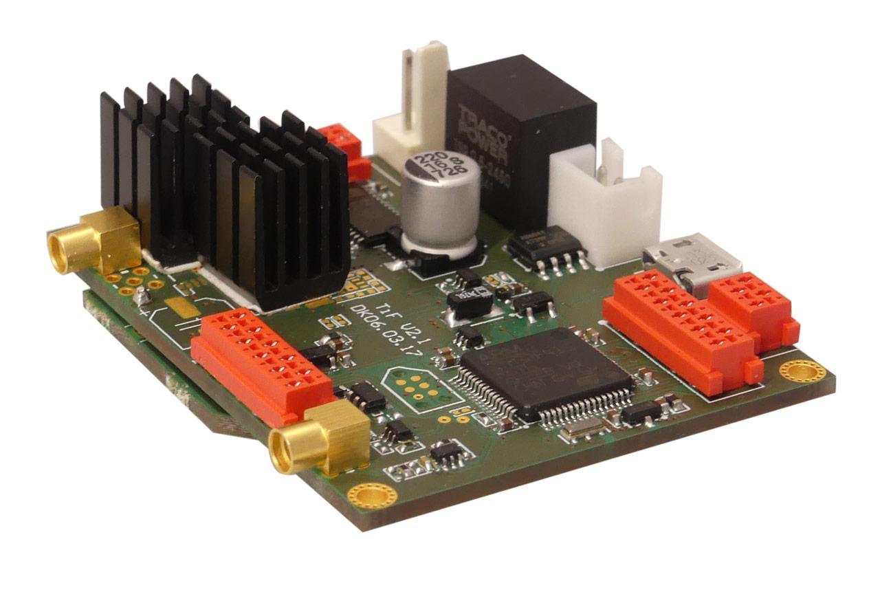 Ультракомпактный лабораторный многофункциональный контроллер OctopusX