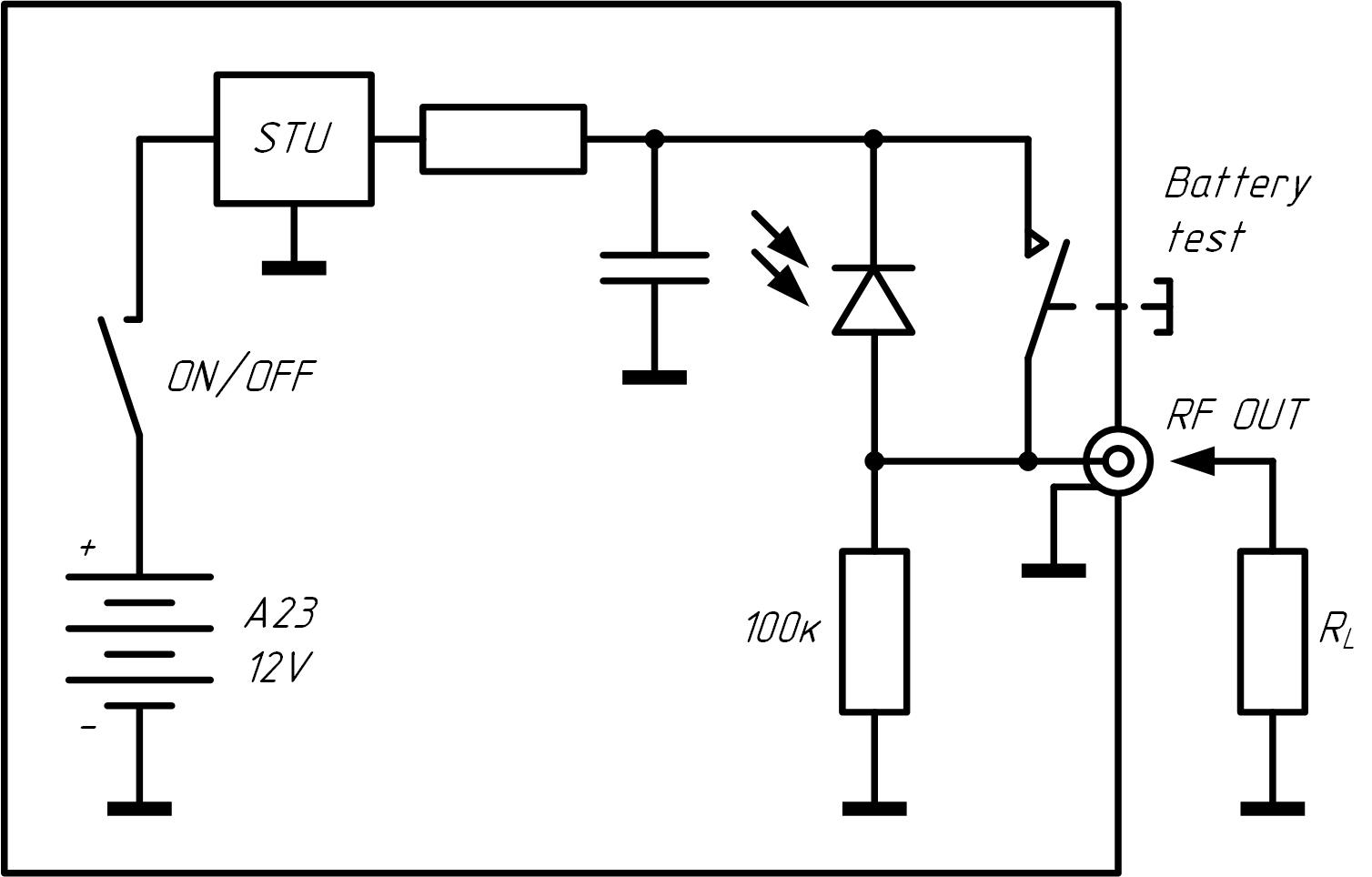 Схема OD-08A