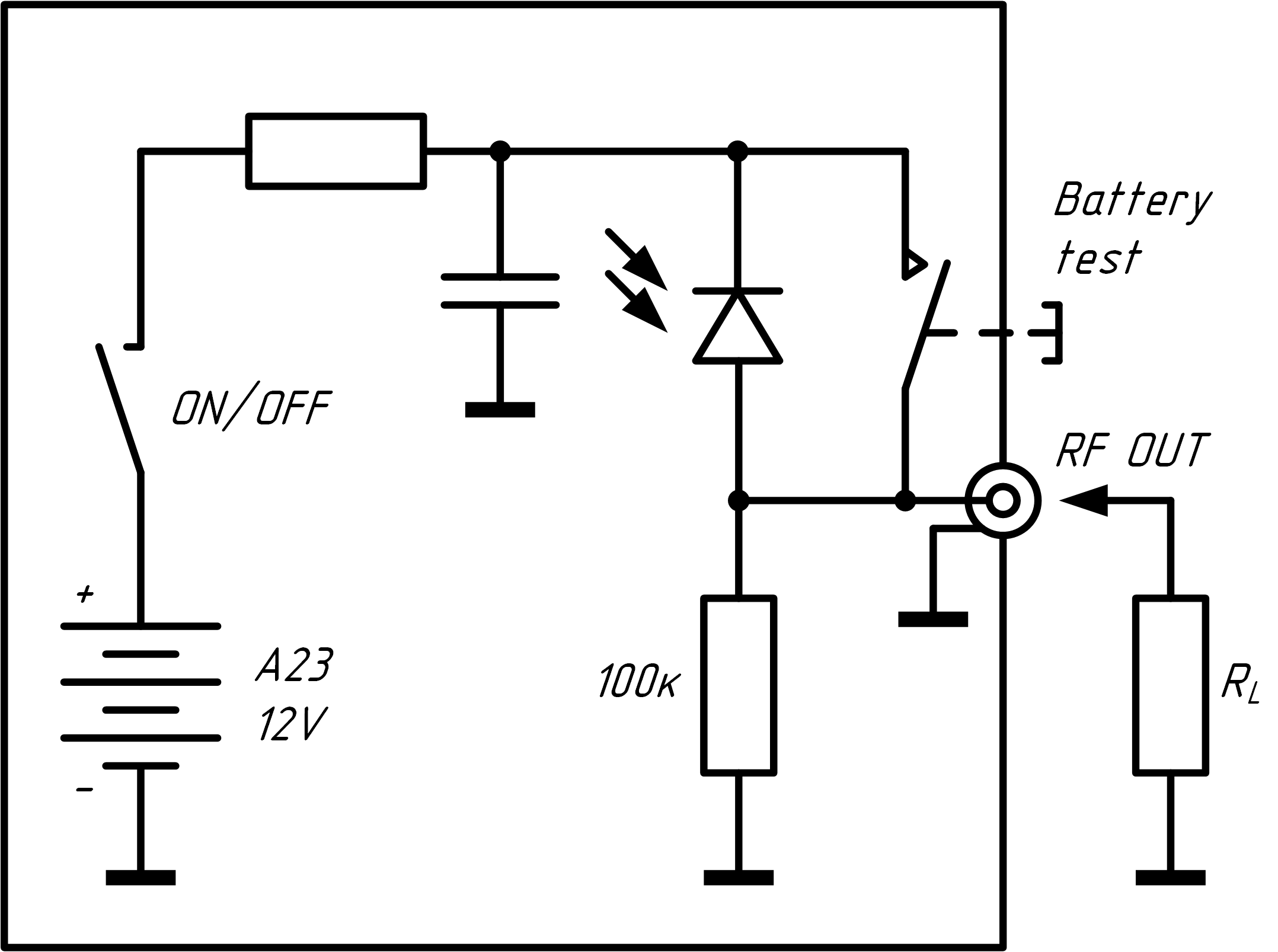 Схема OD-10А